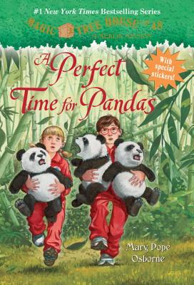 A Perfect Time for Pandas By Osborne, Mary Pope/ Murdocca, Sal (ILT)