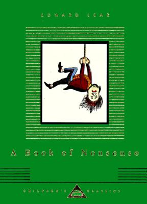 A Book of Nonsense By Lear, Edward
